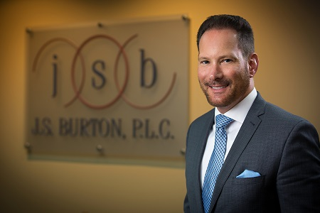 Meet the firm Principal, John S. Burton, J.D, C.E.P.